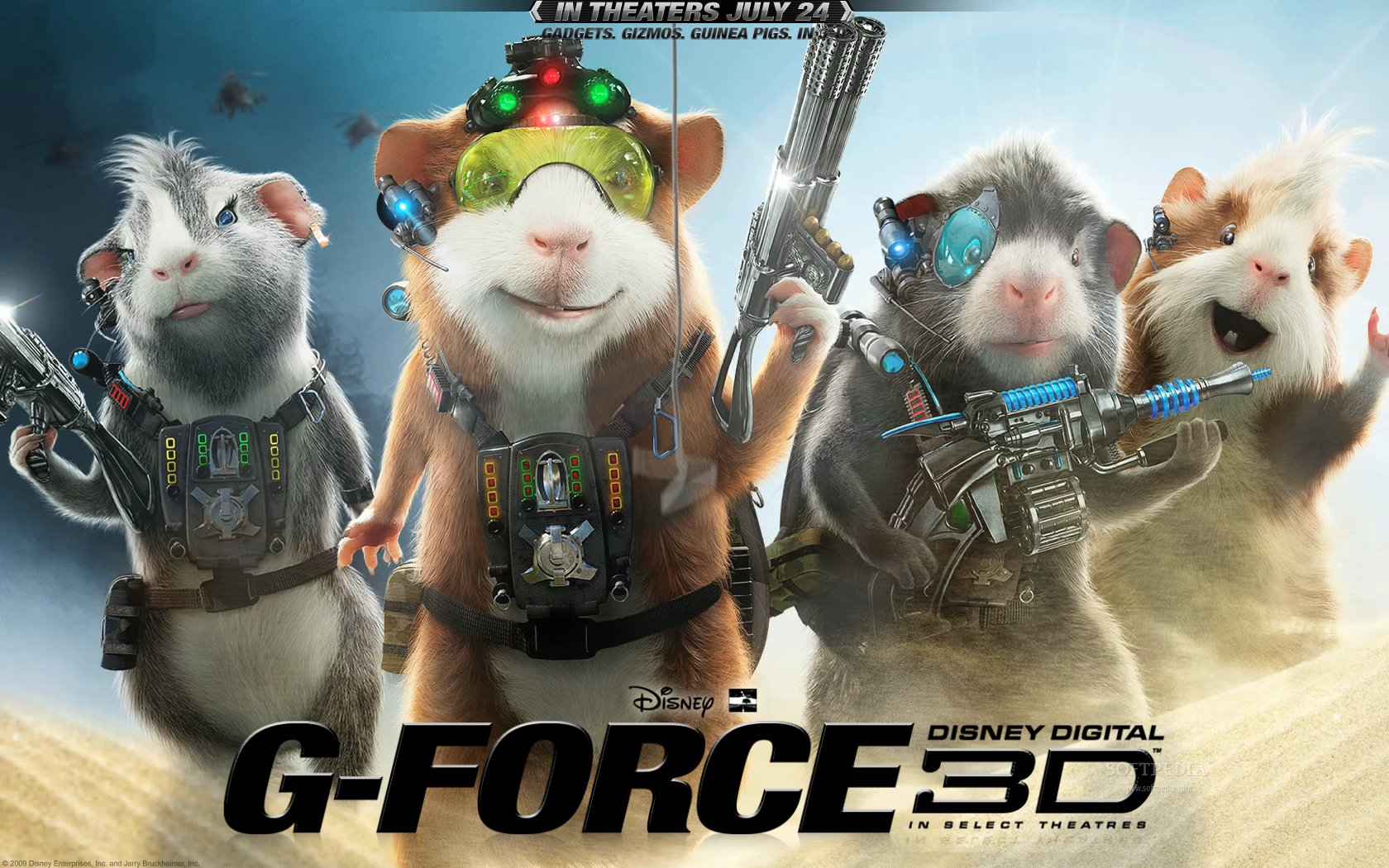 Movie Reviews G Force Steemit