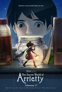 Thế Giới Bí Ẩn Của Arrietty (2012)