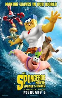 Spongebob: Người Hùng Lên Cạn (2015)