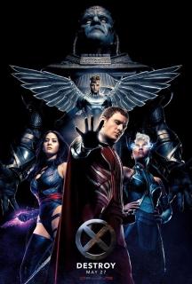 X-Men: Cuộc chiến chống Apocalypse (2016)