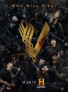 Huyền Thoại Vikings Phần 5 (2018)