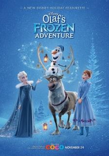 Frozen: Chuyến Phiêu Lưu Của Olaf (2017)