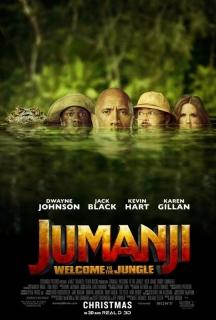 Jumanji: Trò Chơi Kỳ Ảo (2017)