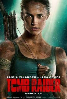 Tomb Raider: Huyền Thoại Bắt Đầu (2018)