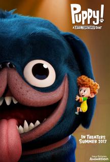 Chú Chó Khổng Lồ Puppy (2017)