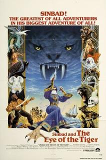Sinbad Và Con Mắt Hổ (1970)
