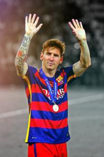 Trái Tim Của Messi (2018)