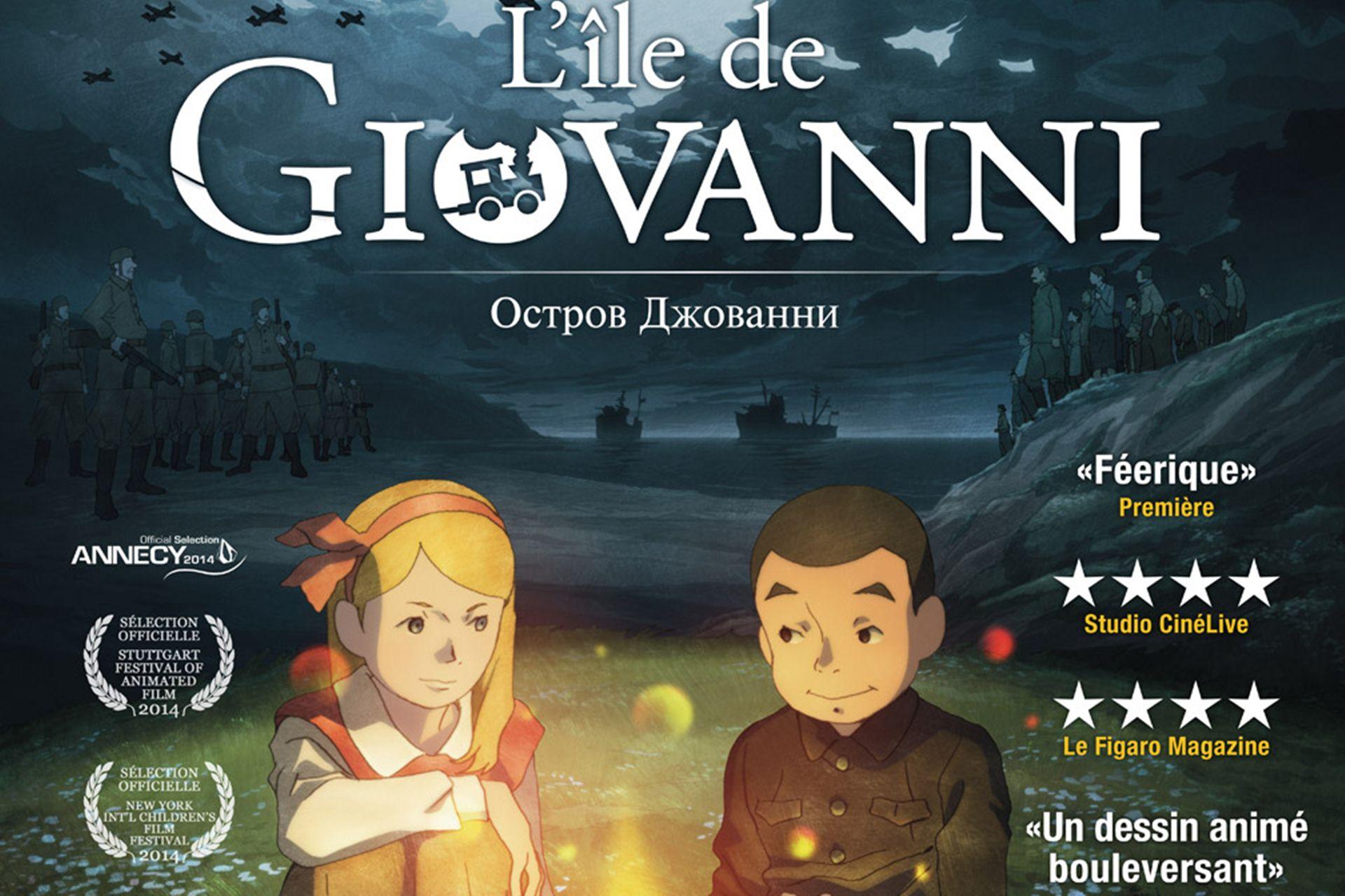 Hòn Đảo Của Giovanni