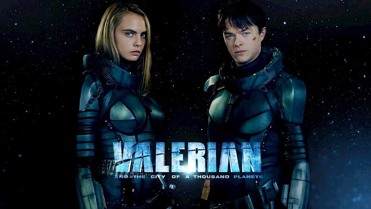 Valerian và Thành Phố Ngàn Sao