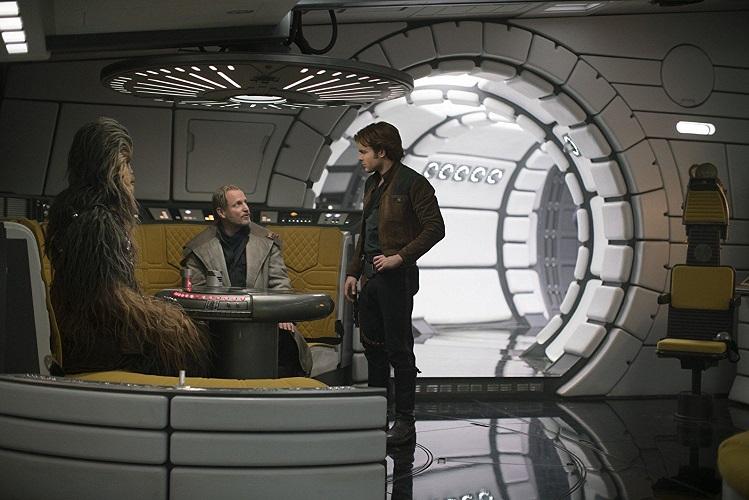 Solo: A Star Wars Ngoại Truyện