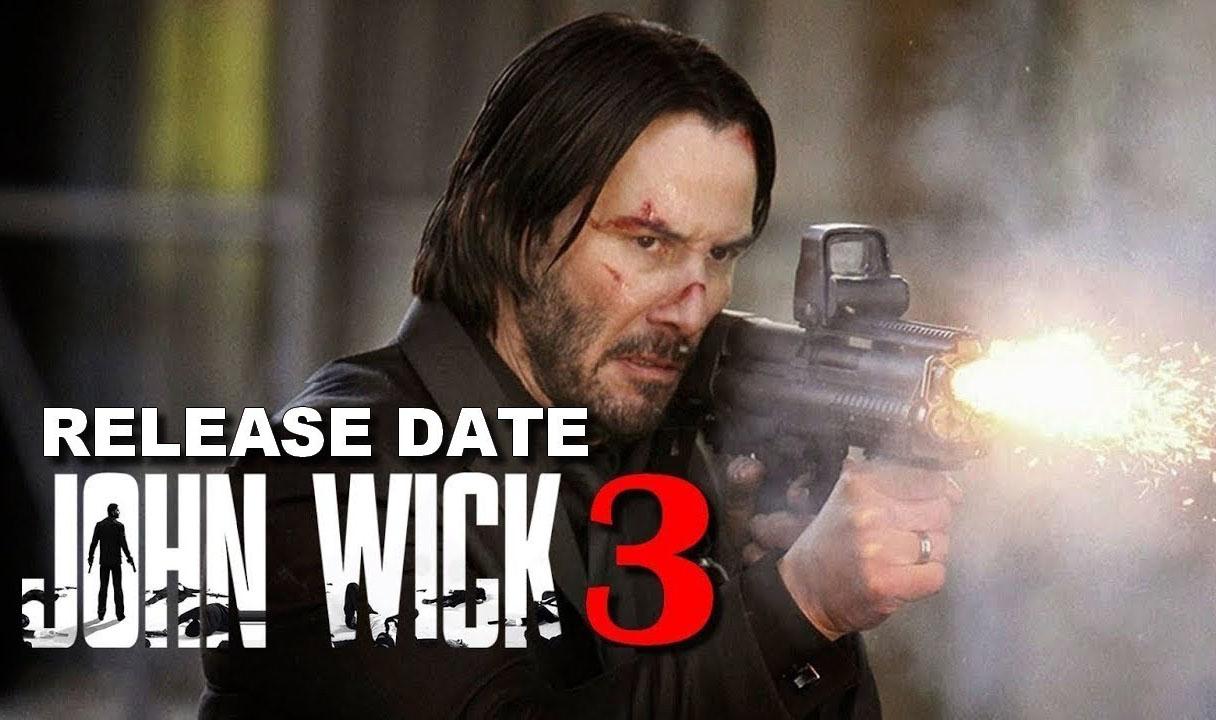 John Wick 3: Mạng Đổi Mạng