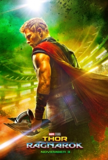 Thor 3: Thời Khắc Tận Thế (2017)